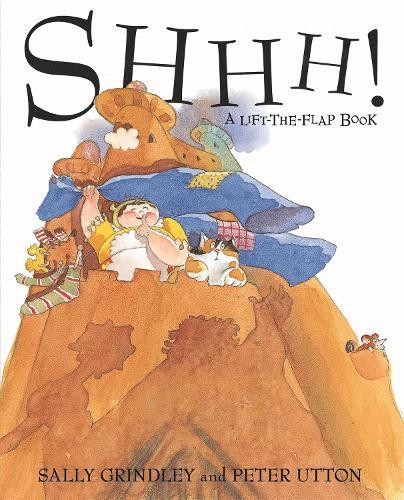 Shhh! Lift-the-Flap Book (Paperback)