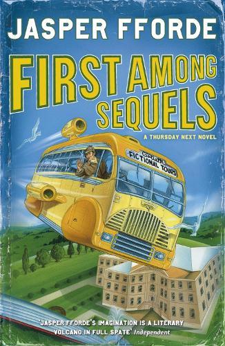 First Among Sequels: Thursday Next Book 5 - Thursday Next (Paperback)