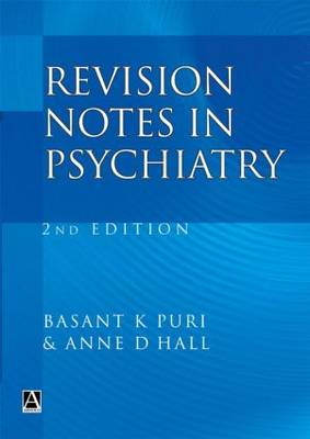 Revision Notes in Psychiatry (Paperback)