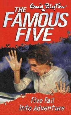 Five Fall into Adventure: 9 - Famous Five No. 9 (Paperback)