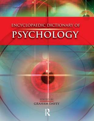 Encyclopaedic Dictionary of Psychology (Paperback)