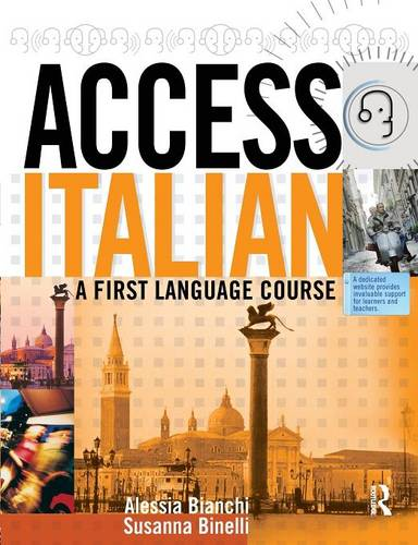 Access Italian: A First Language Course (Paperback)