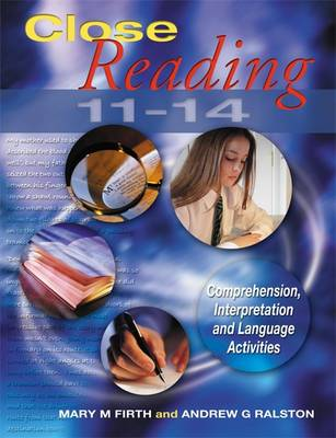 Close Reading 11-14 (Paperback)