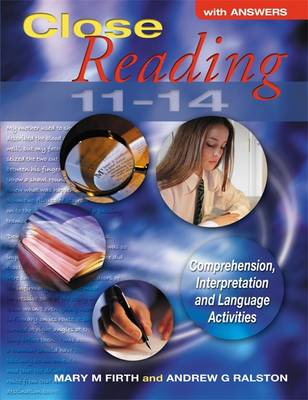 Close Reading 11-14 with Answers (Paperback)