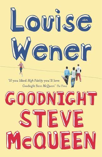 Goodnight Steve McQueen (Paperback)