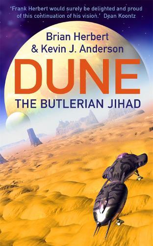 The Butlerian Jihad (Paperback)