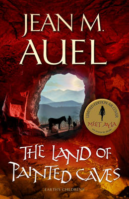 The Land of Painted Caves: A Novel (Hardback)