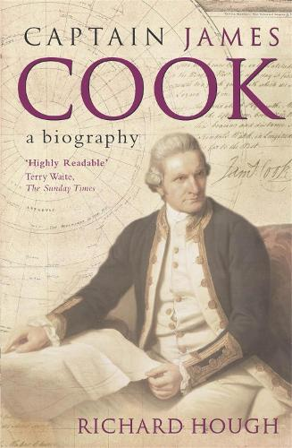 Captain James Cook (Paperback)