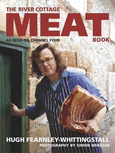 The River Cottage Meat Book (Hardback)