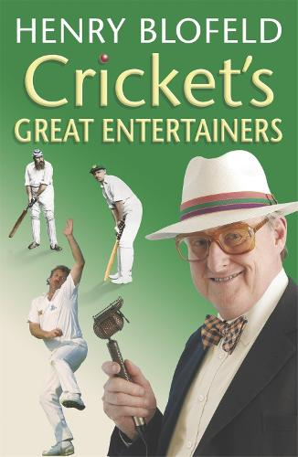 Cricket's Great Entertainers (Paperback)