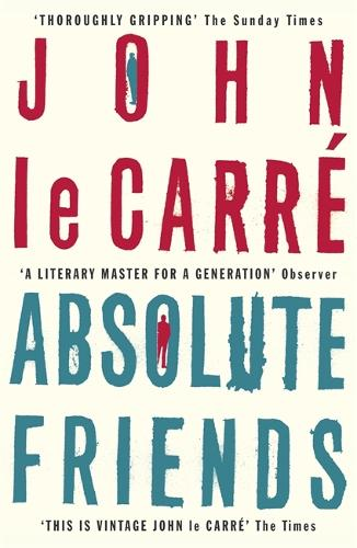 Absolute Friends (Paperback)