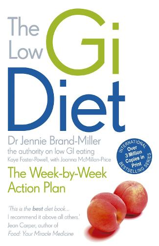 The Low GI Diet (Paperback)