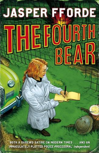 The Fourth Bear: Nursery Crime Adventures 2 - Nursery Crime (Paperback)