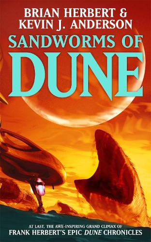 Sandworms of Dune (Paperback)