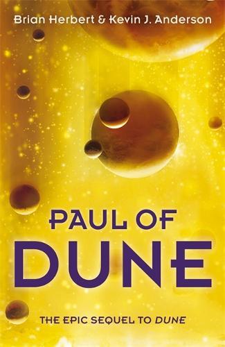 Paul of Dune (Hardback)