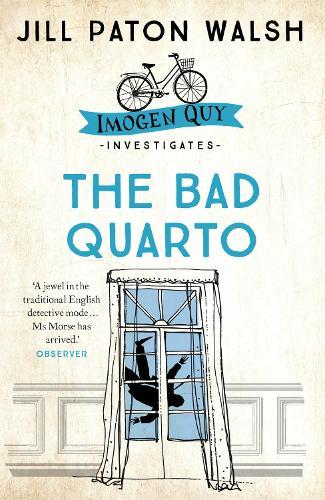 The Bad Quarto: Imogen Quy Book 4 (Paperback)