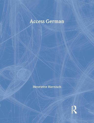 Brasshouse German: Support Book - Access Languages (Paperback)