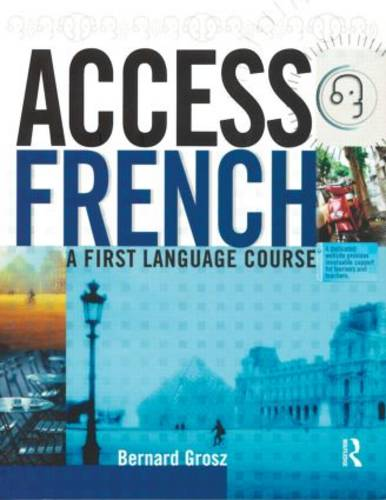 Access French: Student Book - Access Language Series (Paperback)