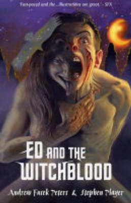 Ed and the Witchblood - Ed No. 4 (Paperback)