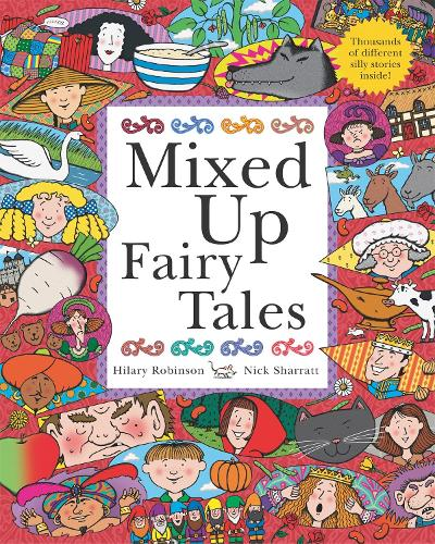 Mixed Up Fairy Tales: Split-Page Book - Mixed Up (Paperback)