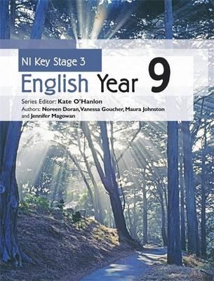 NI Key Stage 3 English Year 9 (Paperback)