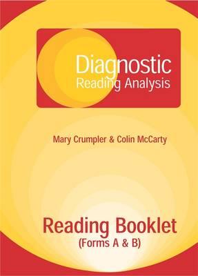 Diagnostic Reading Analysis (DRA) Reading Booklet - Diagnostic Reading Analysis Series (Spiral bound)