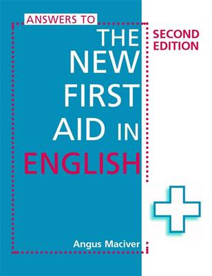 Answers to the New First Aid in English (Paperback)