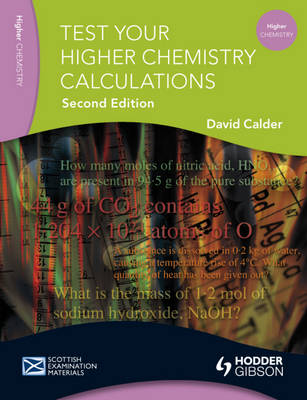 Test Your Higher Chemistry Calculations - SEM (Paperback)