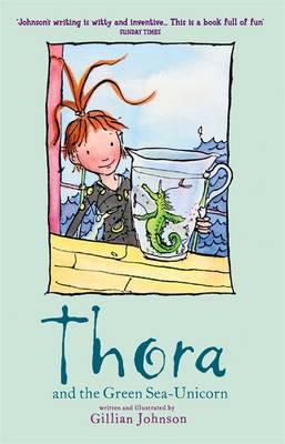 Thora and the Green Sea-unicorn - Thora 1 (Paperback)