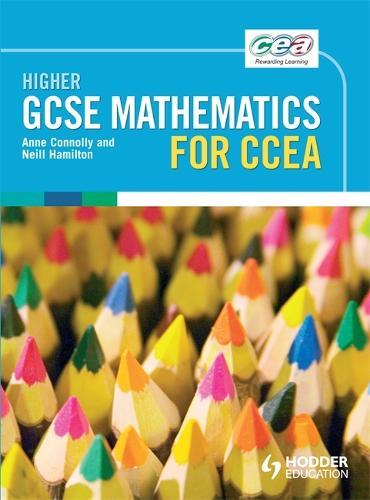CCEA Higher GCSE Mathematics (Paperback)