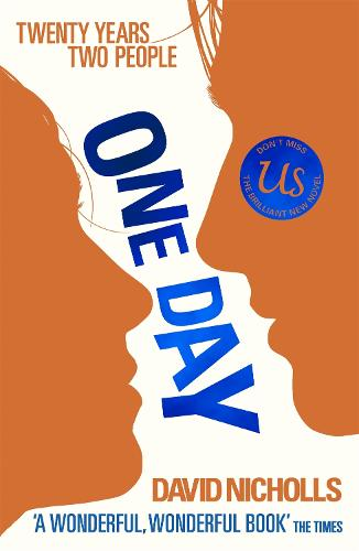 the front cover of the book one day by david nicholls