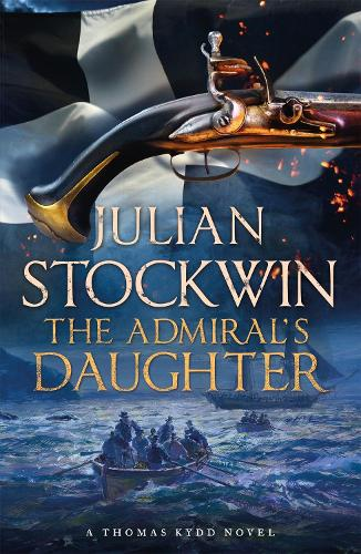 The Admiral's Daughter: Thomas Kydd 8 (Paperback)