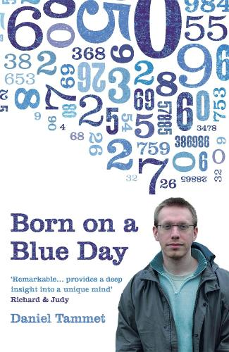 Born On a Blue Day (Paperback)