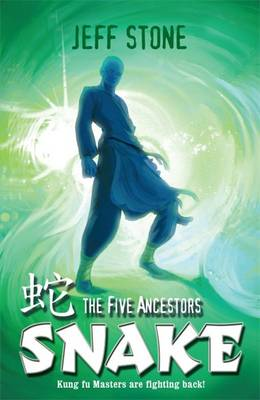 Snake - Five Ancestors No. 3 (Paperback)