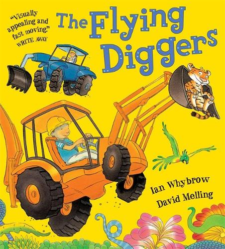 The Flying Diggers (Paperback)