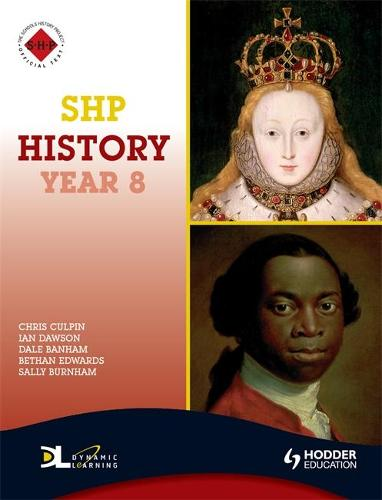 SHP History Year 8 Pupil's Book - Schools History Project History (Paperback)