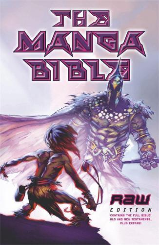 The Manga Bible: Raw (Paperback)