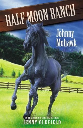 Horses of Half Moon Ranch: Johnny Mohawk: Book 4 - Horses of Half Moon Ranch (Paperback)