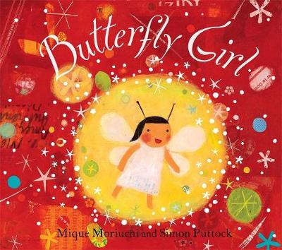 Butterfly Girl (Hardback)