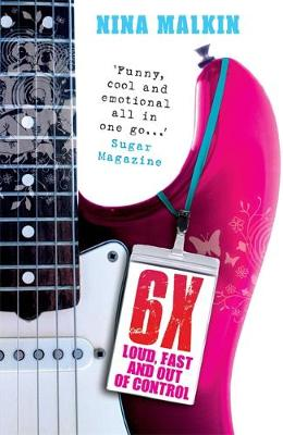 6X Loud, Fast and Out of Control (Paperback)