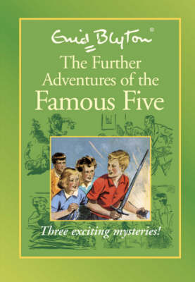 Further Adventures of Famous Five - Famous Five No. 24 (Hardback)