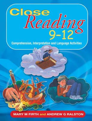 Close Reading 9-12: Comprehension, Interpretation and Lanuage Activities (Paperback)