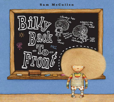 Billy Back-to-front (Paperback)