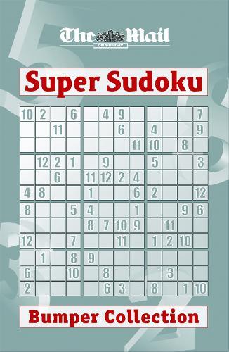 Mail On Sunday Supersudoku (Paperback)
