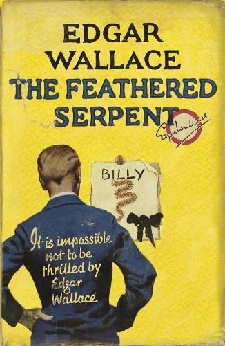 The Feathered Serpent (Paperback)