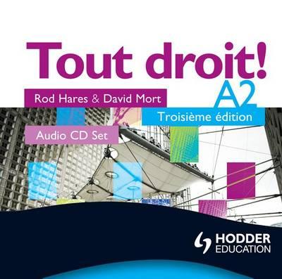 Tout Droit! A2 (CD-Audio)