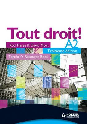 Tout Droit! A2: Teacher's Resource Book (Paperback)