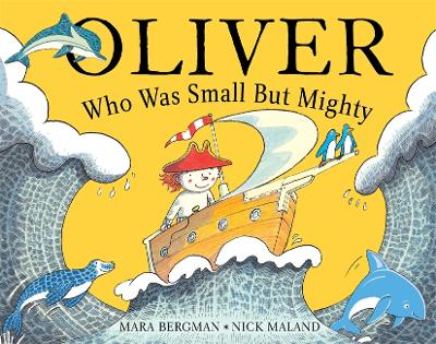 Oliver Who Was Small But Mighty (Paperback)