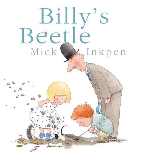 Billy's Beetle (Paperback)