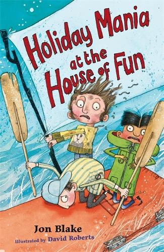 Stinky Finger: Holiday Mania at the House of Fun - Stinky Finger (Paperback)